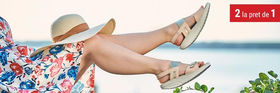 Sandale/tenisi - 2 la pret de 1