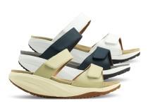 Pure Sandale pentru femei Slip On