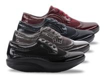 Pure Pantofi de dama oxford 3.0