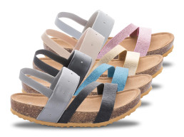 Trend Sandale cu talpa de pluta