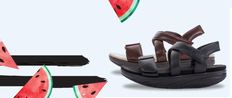 Sandale pentru barbati Walkmaxx Pure