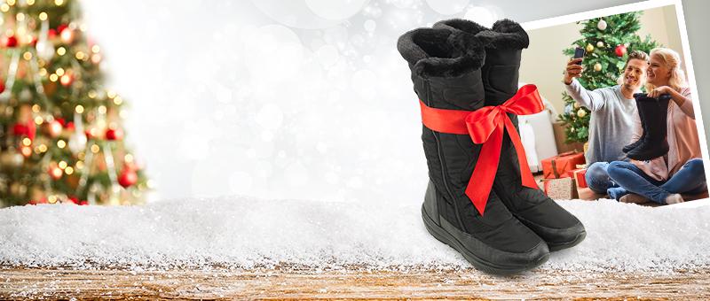 Cizme de iarna Walkmaxx Comfort