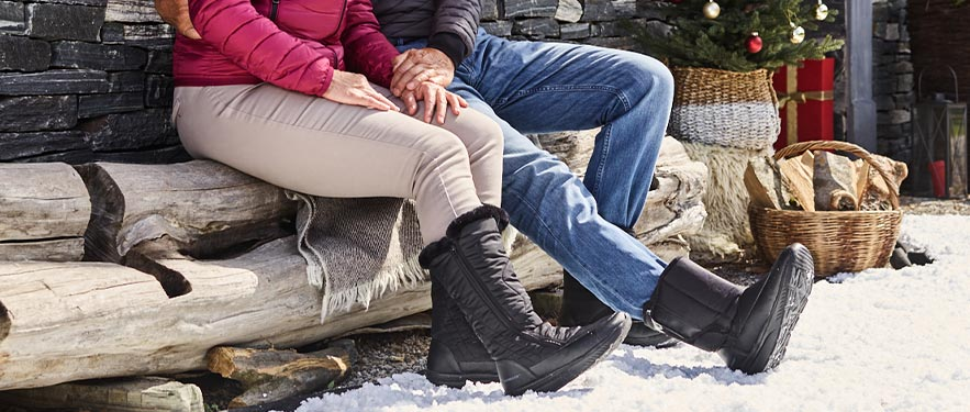 Cizme de iarna Walkmaxx Winter Comfort
