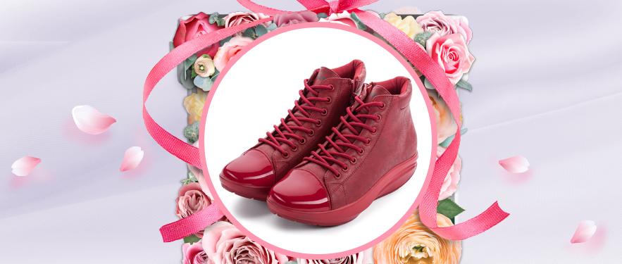 Pantofi pentru femei Wedge