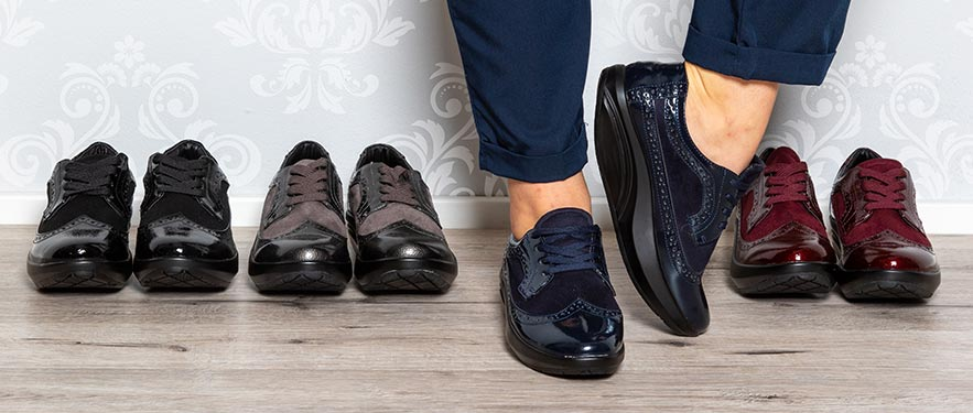 Pantofi pentru femei Oxford Pure