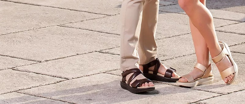 Colectia de sandale Walkmaxx Pure!