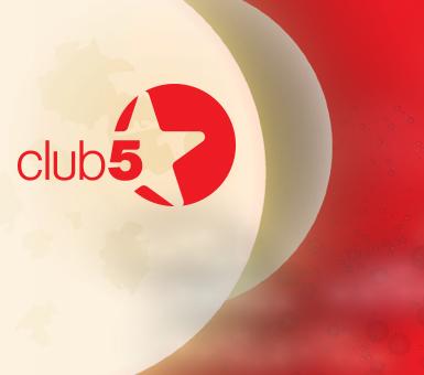 Devino membru Club 5*!