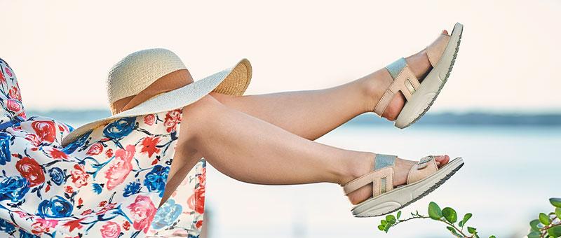 NOU! Sandale pentru femei Pure