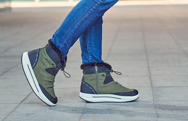 Botine Walkmaxx Comfort Sporty