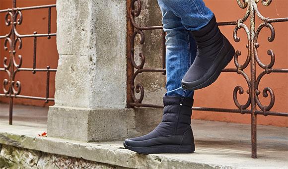 Cizme de iarna pentru barbati Walkmaxx Comfort 4.0