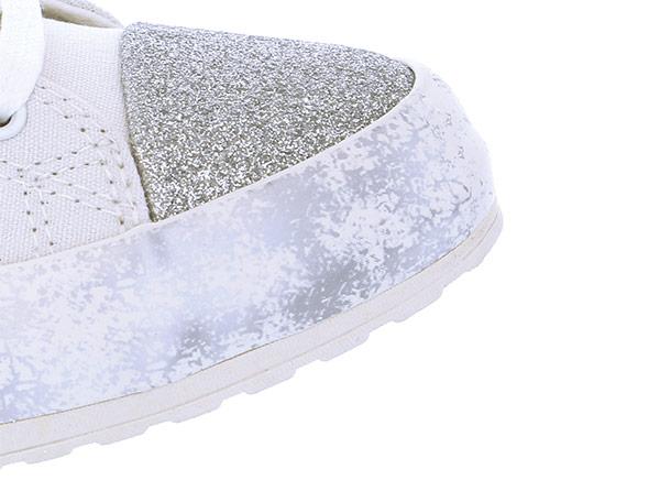 Tenisi cu sclipici Walkmaxx Trend Glitter